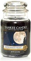 Yankee Candle Large Jar Geurkaars - MidSummer's Night