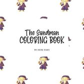The Sandman Coloring Book for Children (8.5x8.5 Coloring Book / Activity Book)
