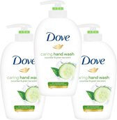 Dove Handzeep - Cucumber - 3 x 250 ml
