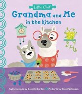 Grandma and Me in the Kitchen