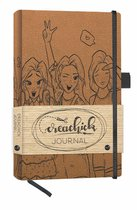 CreaChick Bullet Journal bruin