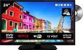 NIKKEI NLD24MSMART - 24 inch - HD ready LED - 2020