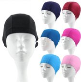 Badmuts • One Size • Zwart • Blauw • Donkerblauw • Lichtblauw • Roze • Rood • Lichtroze • Stretch • Unisex