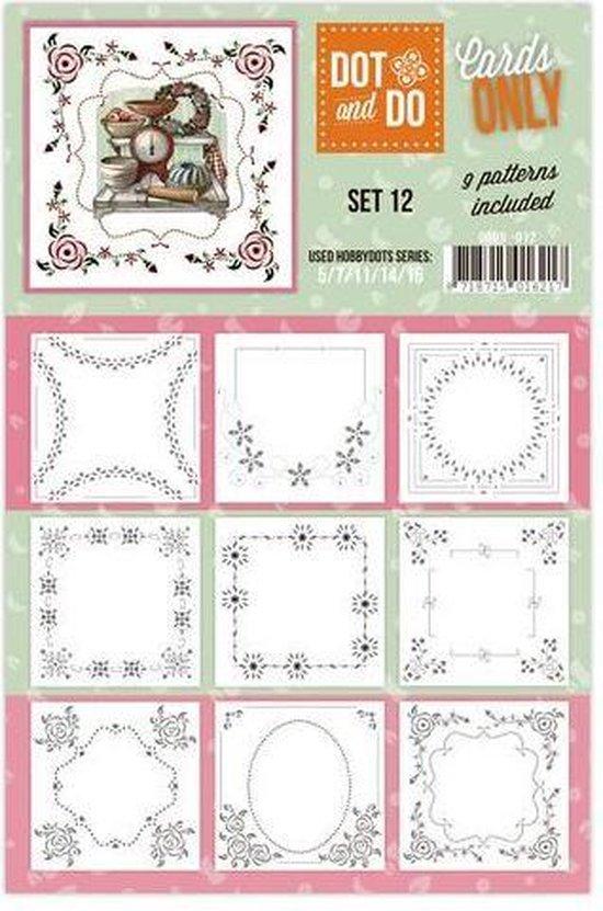 Afbeelding van het spel Dot & Do - Cards Only - Set 12