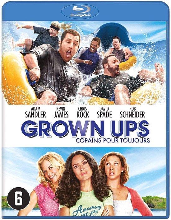 Cover van de film 'Grown Ups'