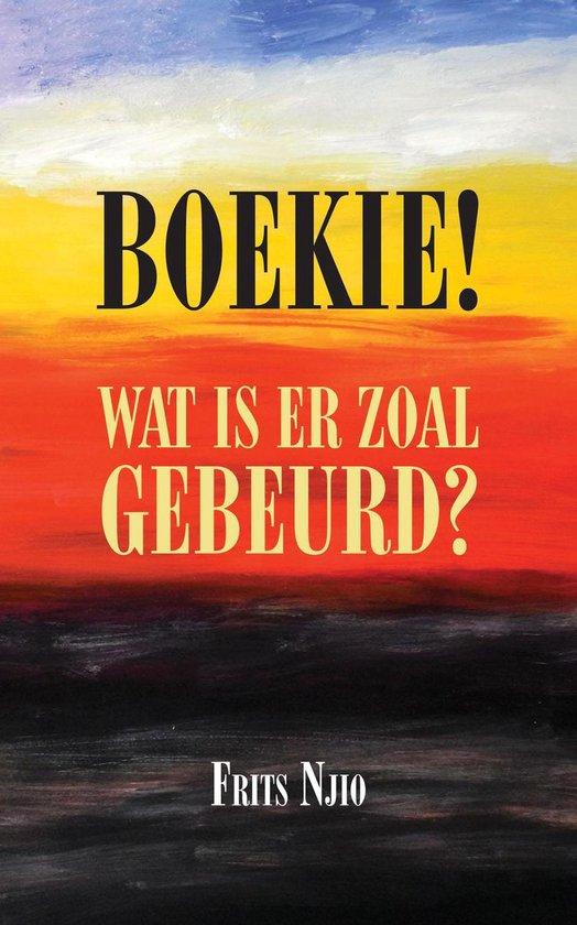 Boekie!