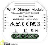 Smart Home Inbouw dimmer module - Wifi - LED - Halogeen
