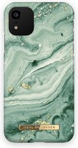 iDeal of Sweden Fashion Case voor iPhone 11/XR Mint Swirl Marble