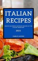 Italian Recipes 2021