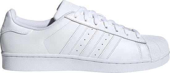 adidas Superstar Foundation - Sneakers - Unisex - Maat 48 - Wit