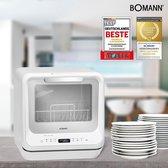 Bomann TSG 7402.1 wit