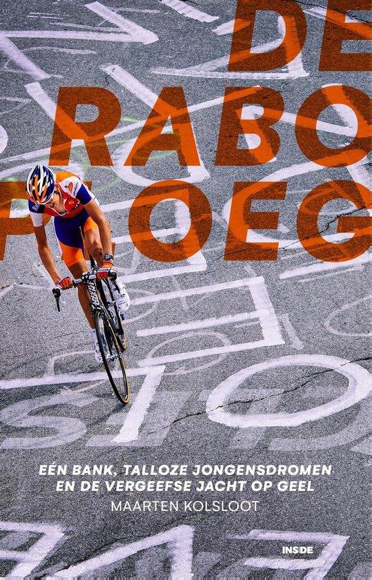 Boek cover De Raboploeg van Maarten Kolsloot (Paperback)