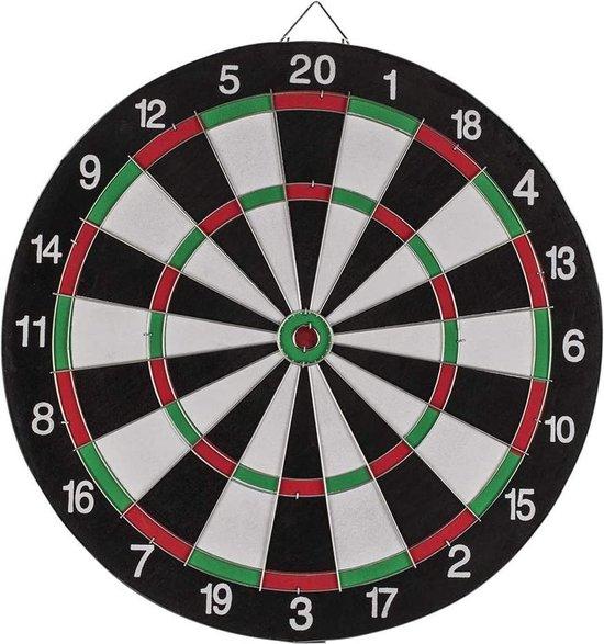 Afbeelding van het spel Dartspel Dubbelzijdig Inclusief 6 Pijlen