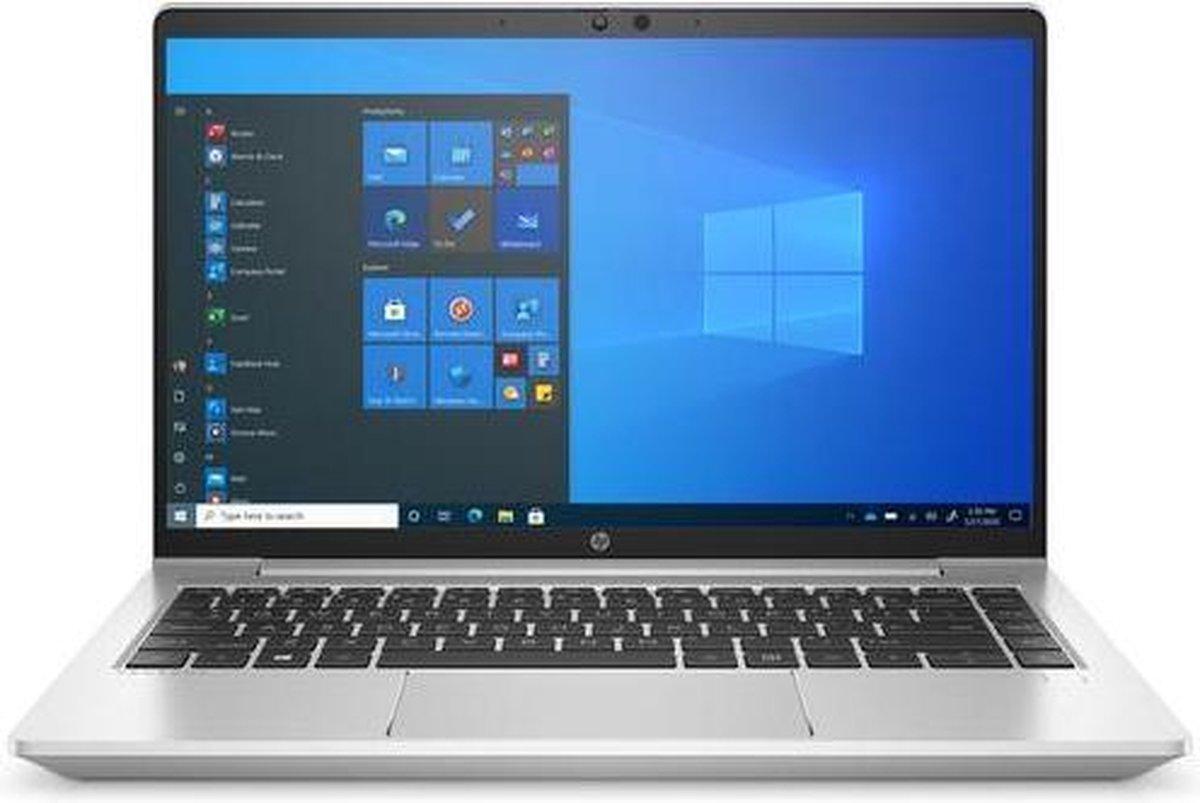 HP ProBook 640 G8 Notebook 35,6 cm (14) 1920 x 1080 Pixels Intel® 11de generatie Core™ i5 8 GB DDR4-SDRAM 512 GB SSD Wi-Fi 6 (802.11ax) Windows 10 Pro Zilver
