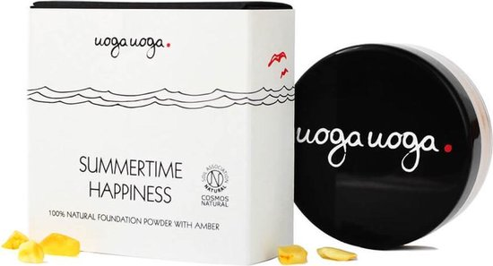 Uoga Uoga Foundationpoeder Summertime Happiness 8 Gram 802