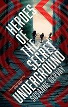 Omslag Heroes of the Secret Underground