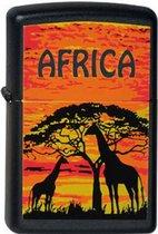 Aansteker Zippo Africa Giraffe