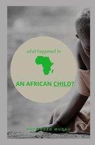 An african child