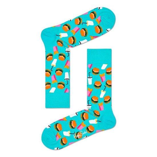 Happy Socks Hamburger Heren Sokken 41-46