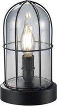 Trio Lighting BIRTE - Tafellamp - E14 fitting, 40W max - Zwart