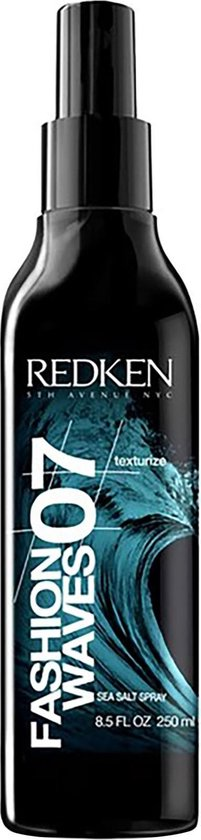 Redken - Redken Fashion 07 Waves Sea Salt Spray