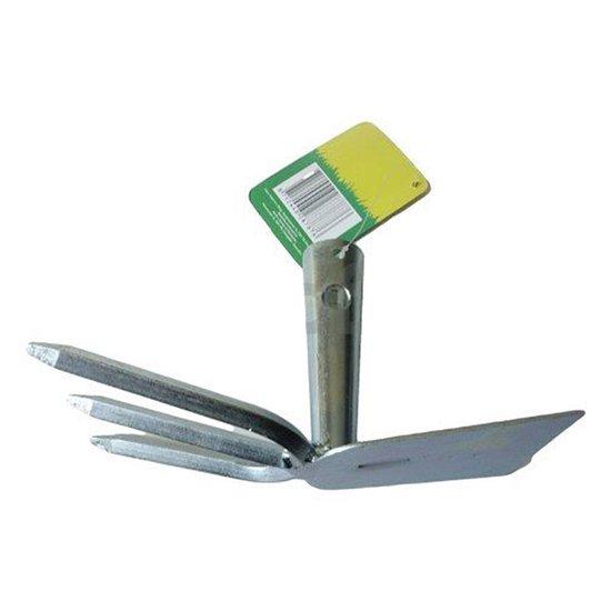 3-tandige Tuinschoffel / Tuinschrepel exclusief steel | Tuingereedschap