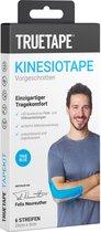 Truetape Kinesiologie Tape Kit Athlete Edition Blauw 6 Stuks