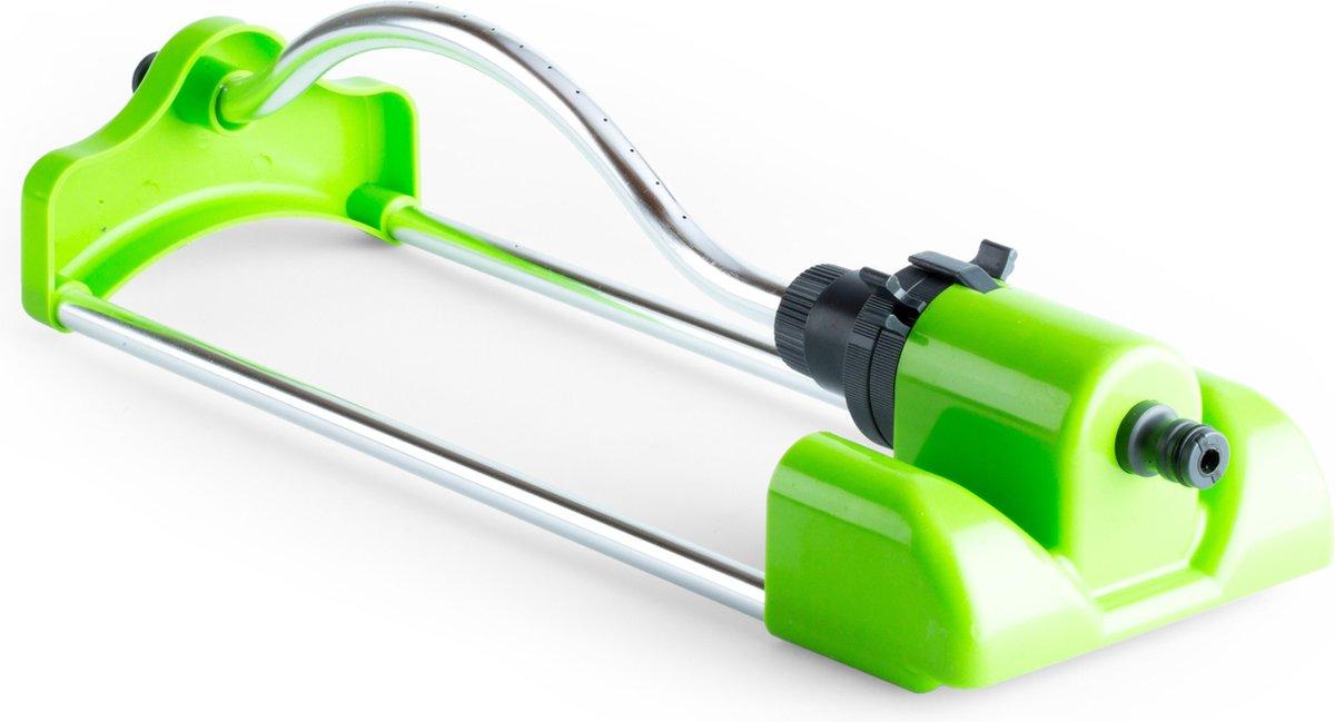 RX Goods® Water Sproeier voor Tuin, Gras, Planten & Gazon - Zwenksproeier – 18 Sproeiers – Sprinkler