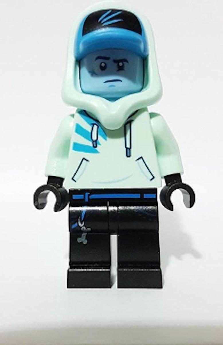 LEGO Hidden Jack Davids  minifiguur HS031