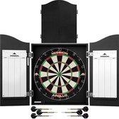 Winmau Pro Dartkabinet - Inclusief dartbord + dartpijltjes