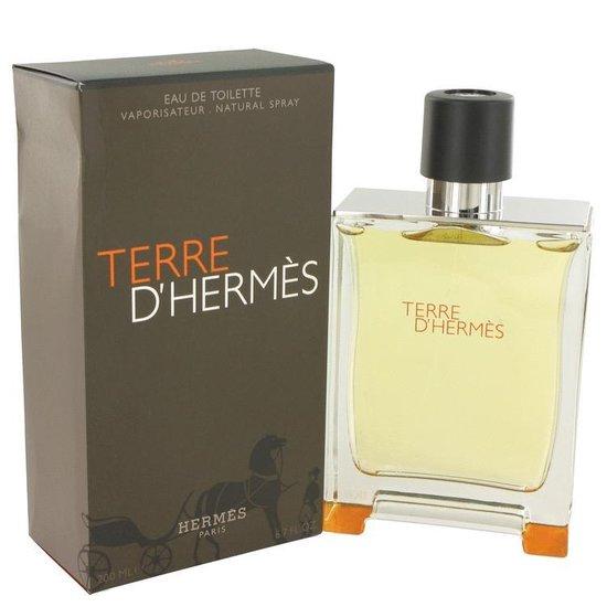 Hermès Terre d'Hermes 200 ml - Eau de Toilette - Herenparfum - Hermès