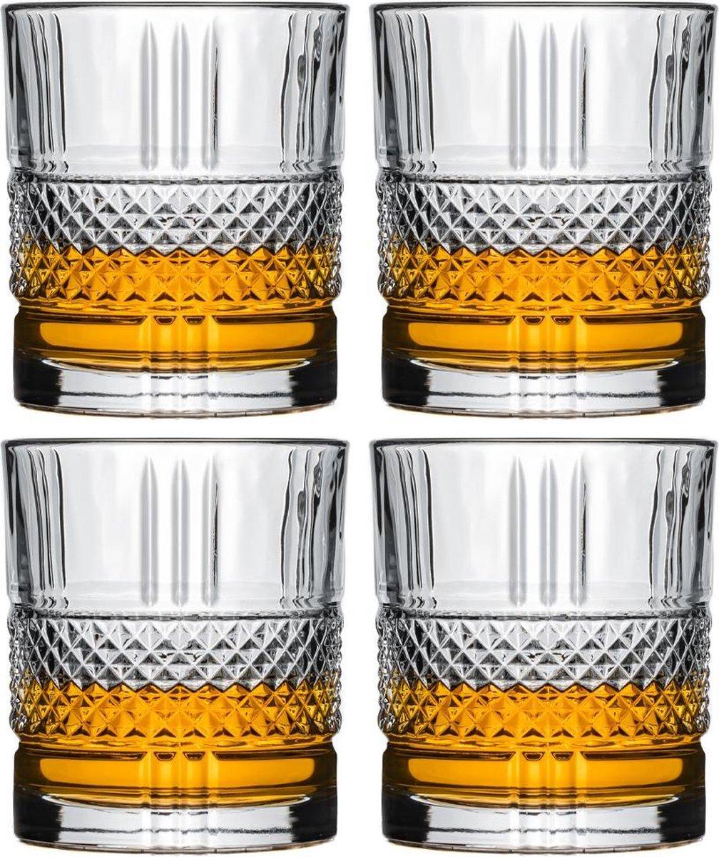 Jay Hill Whiskyglazen Monea 34 cl - 4 Stuks kopen