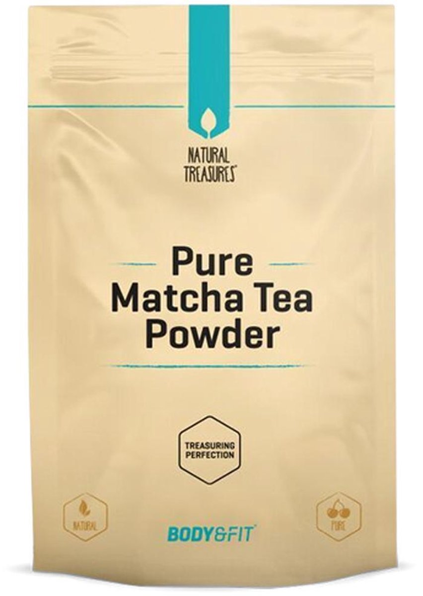Body & Fit Superfoods Matcha Thee Poeder - Puur natuur - Matcha Poeder / Matcha - 250 gram