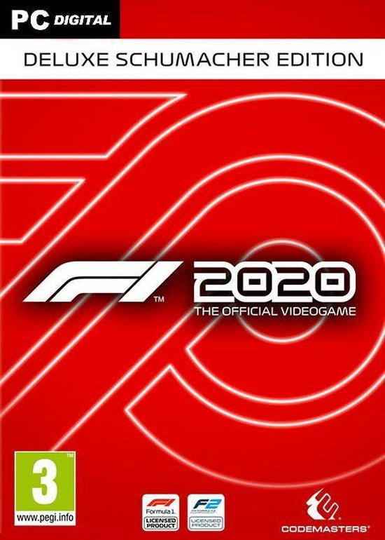 F1 2020 - Deluxe Schumacher Edition - Windows download