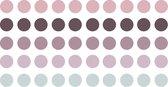 Gekleurde Ronde Stickers / Stickervellen / Bullet Journal Stickers   8mm   250x   MADEIRA
