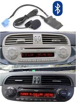 Fiat - 500 - Bluetooth - Audio - Streaming - AD2P - Adapter - Blue And Me - 500C - Cabrio - Abarth - AUX