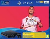 Afbeelding van PlayStation 4 Slim 500 GB FIFA 20 bundel - 2 controllers & 14 dagen PlayStation Plus