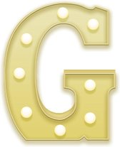 Giggle Beaver Carnival G - Tafellamp - LED - Vanilla