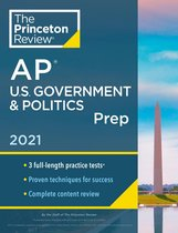 Princeton Review AP U.S. Government and Politics Prep, 2021
