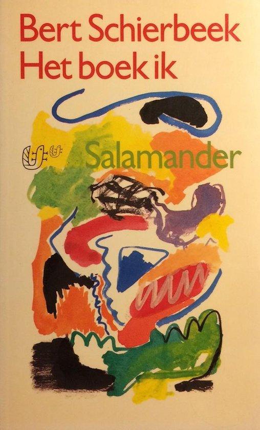 Het boek ik - Bert Schierbeek |