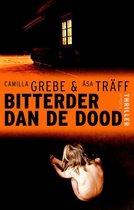Boek cover Bitterder dan de dood van Åsa Träff