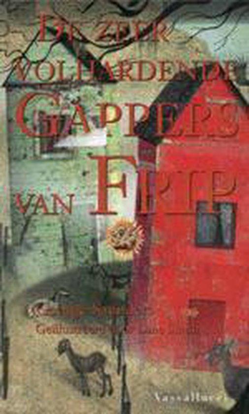 De Zeer Volhardende Gappers Van Frip - George Saunders |