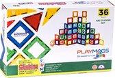 Playmags 3D Magnetische Tegels Abc Set - 36 Delige