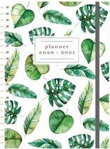 Hobbit schoolagenda 2020/2021 - familieplanner - gezinsagenda - D2 - voor maximaal 6 personen - bladeren - formaat A4