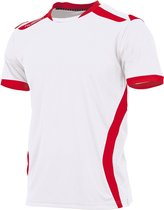 hummel Club Shirt k.m. Sportshirt - Wit - Maat S