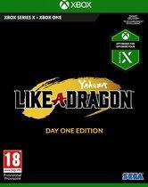 Yakuza - Like A Dragon - Xbox One + Xbox Series X