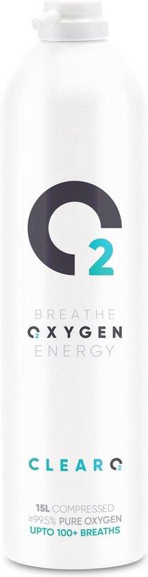 ClearO2 Zuurstoffles - Navulling