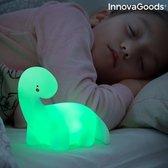 InnovaGoods Dinosaur Multicolour Led lamp Lightosaurus