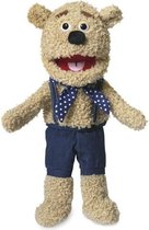 Handpop Teddy Beer Sillypuppets 14''