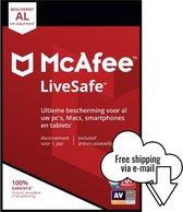 McAfee LiveSafe - Nederlands